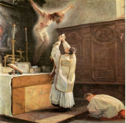Sacrifice of the Mass